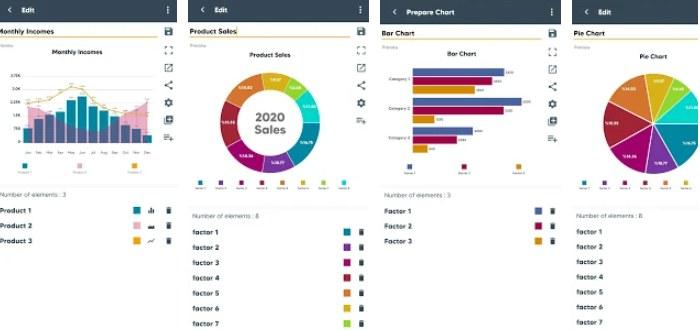 App para hacer gráficas clkGraphs