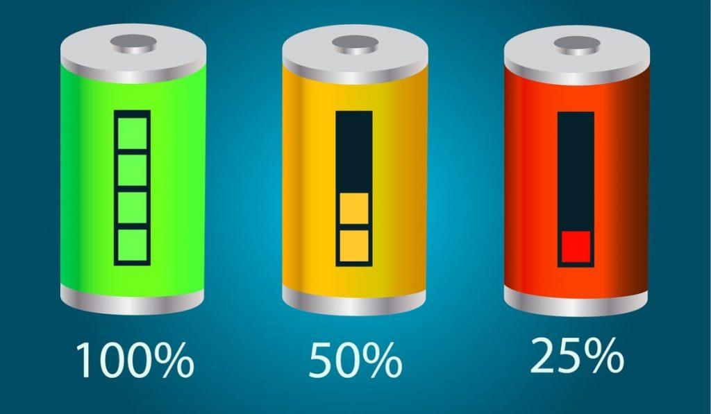 Ahorrar batería del celular