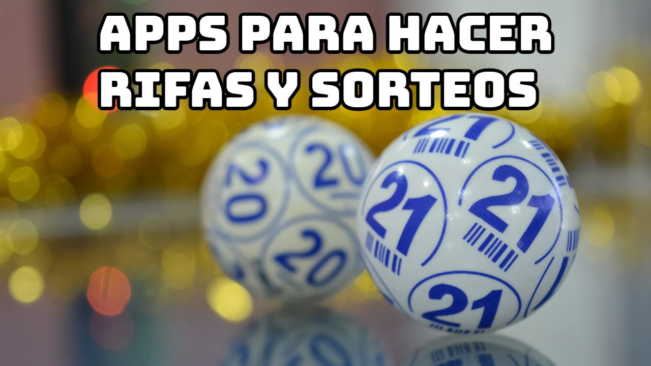 Apps para hacer rifas