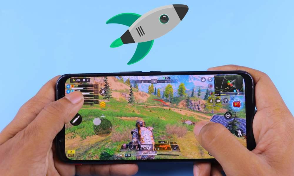 Acelerador de juegos para Android