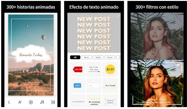 Crear Historias para Instagram